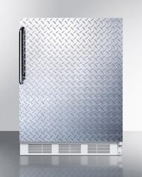 Brand: SUMMIT, Model: FF61BISSHVADA, Color: Diamond Plate with Towel Bar Handle