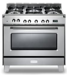 Brand: Verona, Model: VCLFSGE365, Color: Stainless Steel