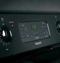 Brand: HOTPOINT, Model: RB720DHBB