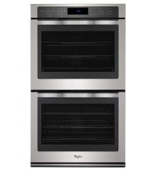 Brand: Whirlpool, Model: WOD97ES0ES, Style: 30 Inch Double Electric Wall Oven