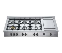 Brand: Bertazzoni, Model: CB48M6G00X, Fuel Type: Stainless Steel, Natural Gas