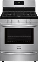 Brand: FRIGIDAIRE, Model: BGGF3045RF, Color: Stainless Steel