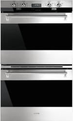 Brand: SMEG, Model: DOU330X1, Color: Stainless Steel