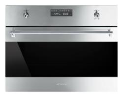 Brand: SMEG, Model: SU45MCX1, Color: Stainless Steel