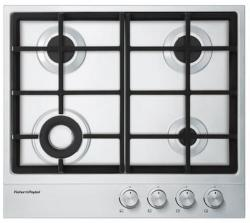 Brand: Fisher Paykel, Model: CG244D, Fuel Type: Natural Gas