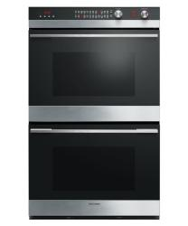 Brand: Fisher Paykel, Model: OB30DDEPX3, Color: Black Glass