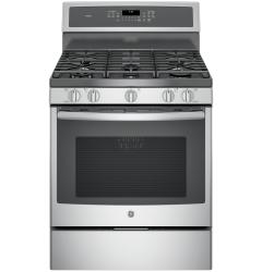 Brand: GE, Model: PGB930SEJSS, Style: 30 Inch Freestanding Gas Range