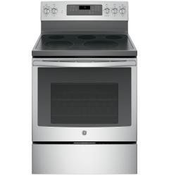 Brand: GE, Model: JB750DJWW, Color: Stainless Steel