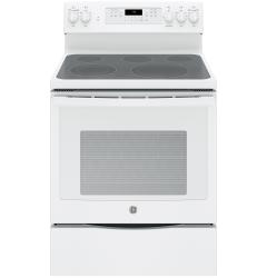 Brand: General Electric, Model: JB750x, Color: White