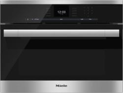 Brand: MIELE, Model: DGC6500XL, Color: Stainless Steel