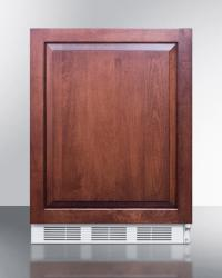 Brand: SUMMIT, Model: CT661BIADA, Color: Panel Ready