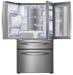 Rf28jbed Samsung Rf28jbed French Door Refrigerators