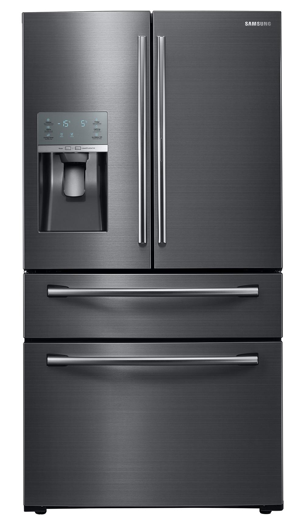 Rf28jbedbsr Samsung Rf28jbedbsr French Door Refrigerators