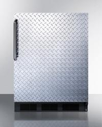 Brand: SUMMIT, Model: CT663BSSHV, Style: Diamond Stainless Door