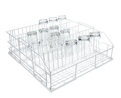 Brand: MIELE, Model: U5251, Style: Glassware Basket
