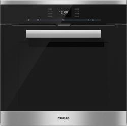 Brand: MIELE, Model: H6660BPBRWS, Color: Clean Touch Steel