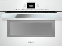 Brand: MIELE, Model: H6600BMBRWS, Color: Brilliant White