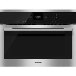 Brand: MIELE, Model: H6500BM, Color: Stainless Steel