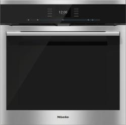 Brand: MIELE, Model: H6560B, Style: Stainless Steel, Self-Clean, Comfort Swivel Handle