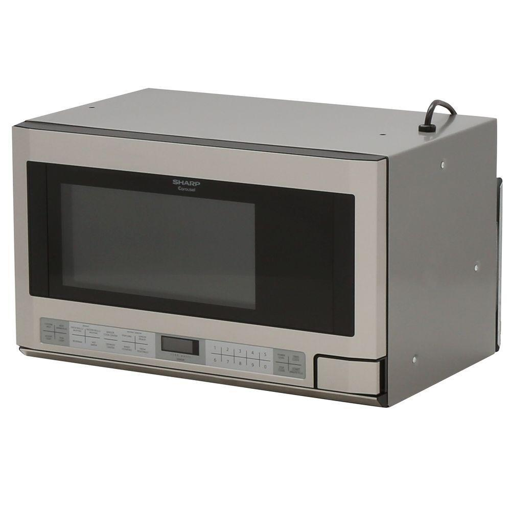 r1214t sharp r1214t the counter microwaves no vent