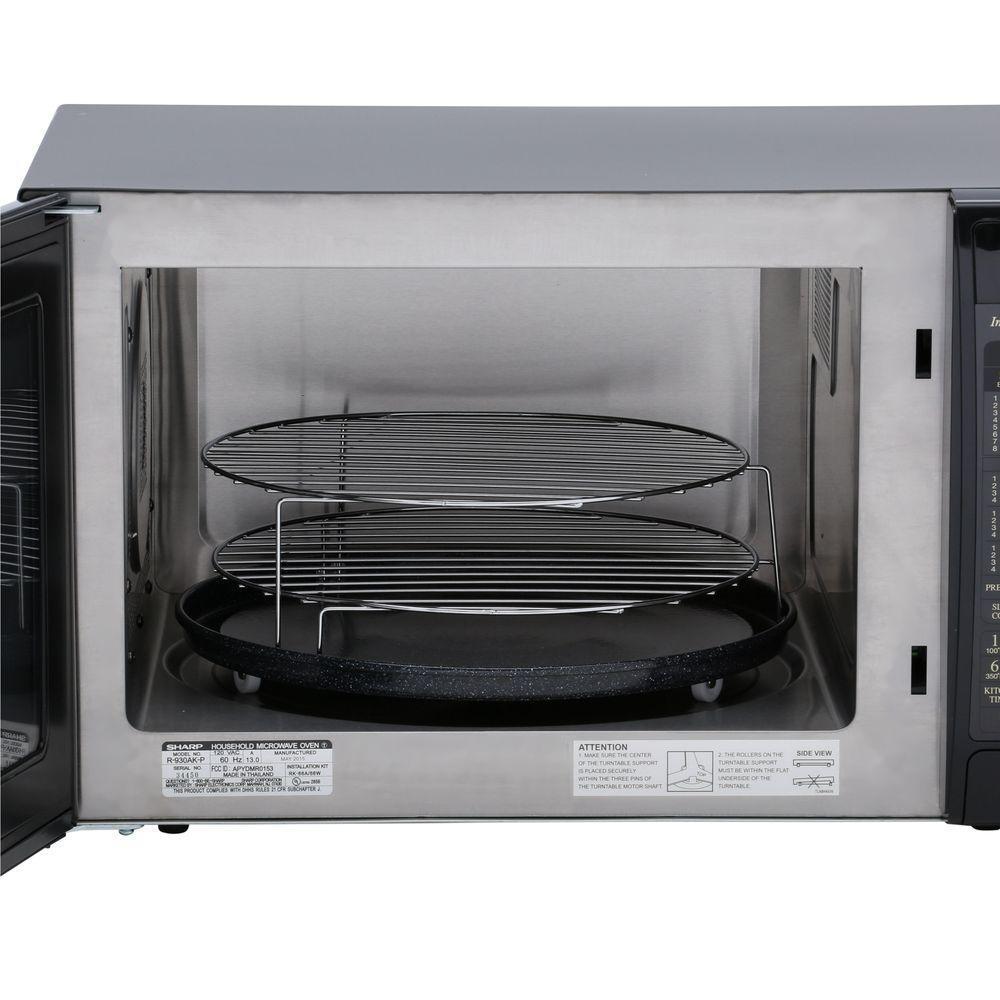 R930 Sharp R930 Countertop Microwaves
