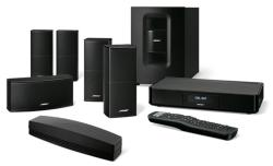 Brand: BOSE, Model: 7383771100, Style: SoundTouch 520 Home Theater Speaker System