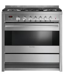 Brand: Fisher Paykel, Model: OR36SDBMX1, Color: Stainless Steel
