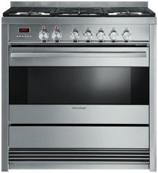 Brand: Fisher Paykel, Model: OR36SDPWGX1, Color: Stainless Steel