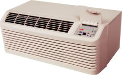 Brand: Amana, Model: PTH074G25AXXX, Style: 7,700 BTU Packaged Terminal Air Conditioner