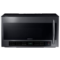 Brand: Samsung, Model: ME21H706MQS, Color: Black Stainless Steel