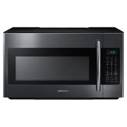 Brand: SAMSUNG, Model: ME18H704SFG, Color: Black Stainless Steel