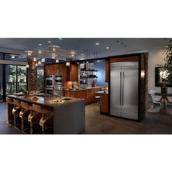 Js42nxfxde Jenn Air Js42nxfxde Side By Side Refrigerators
