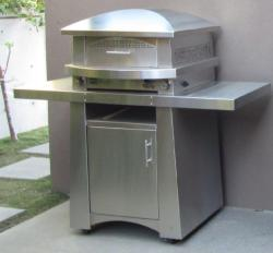 Brand: Kalamazoo, Model: AFPOSTAND, Style: Pizza Oven Stand