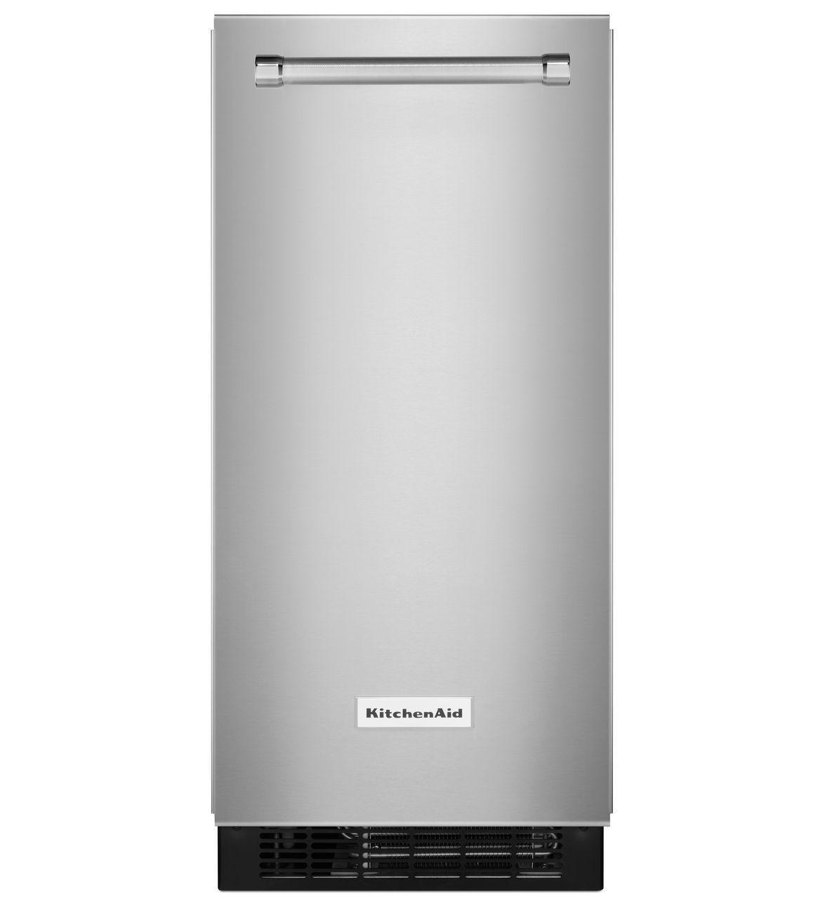 Kitchen Aid Ice Maker: Kitchenaid Kuix505ess