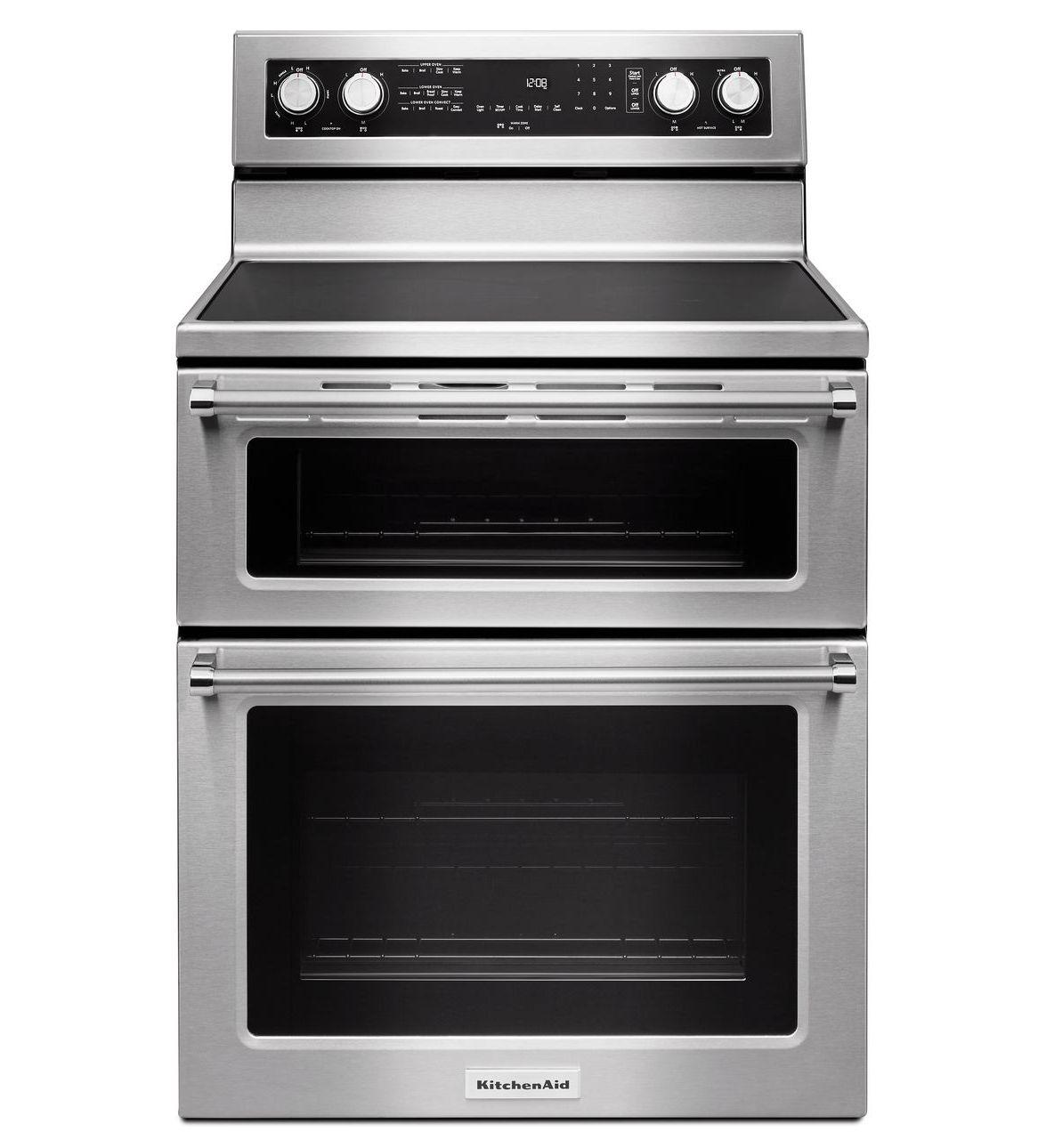 Electric Kitchen Stoves ~ Kfed e kitchenaid electric ranges