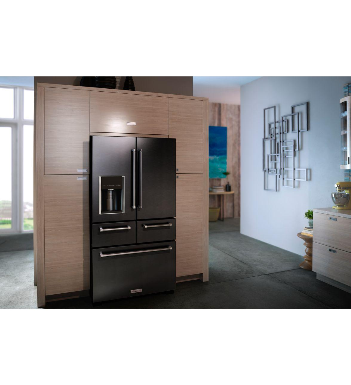 Krmf706e Kitchenaid Krmf706e French Door Refrigerators