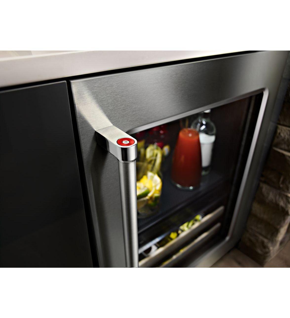 Kubl204esb Kitchenaid Kubl204esb Compact Beverage Center