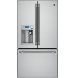 Brand: GE, Model: CFE28USHSS, Style: 27.8 cu. ft. French-Door Refrigerator