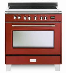 Brand: Verona, Model: VCLFSEE365SS, Color: Gloss Red