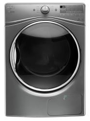 Brand: Whirlpool, Model: WED9290F, Color: Chrome Shadow