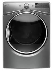 Brand: Whirlpool, Model: WED90HEFC, Color: Chrome Shadow