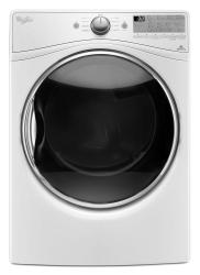 Brand: Whirlpool, Model: WED92HEF, Color: White