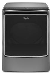Brand: Whirlpool, Model: WED9500EC, Color: Chrome Shadow