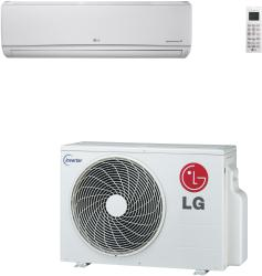 Brand: LG, Model: LS240HEV1, Style: 22,000 BTU Mega Single Zone Wall-Mount Ductless Split System
