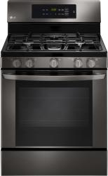 Brand: LG, Model: LRG3061BD, Color: Black Stainless Steel