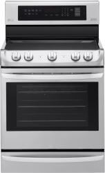 Brand: LG, Model: LRE4213ST, Style: 30 Inch Electric Range
