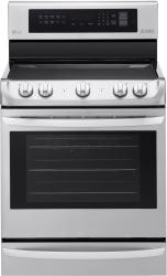 Brand: LG, Model: LRE4215ST, Color: Stainless Steel