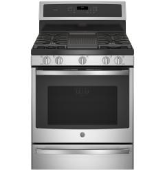Brand: GE, Model: P2B940SEJSS, Color: Stainless Steel