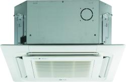 Brand: LG, Model: LMCN097HV, Style: 9,000 Class BTU Ceiling Cassette Mini Split Indoor AC Unit