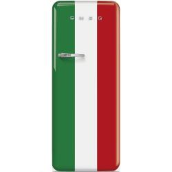 Brand: SMEG, Model: FAB28UBEL1, Style: Italian Flag, Right Hinge Door Swing